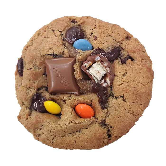 Chocolate Bar Cookie