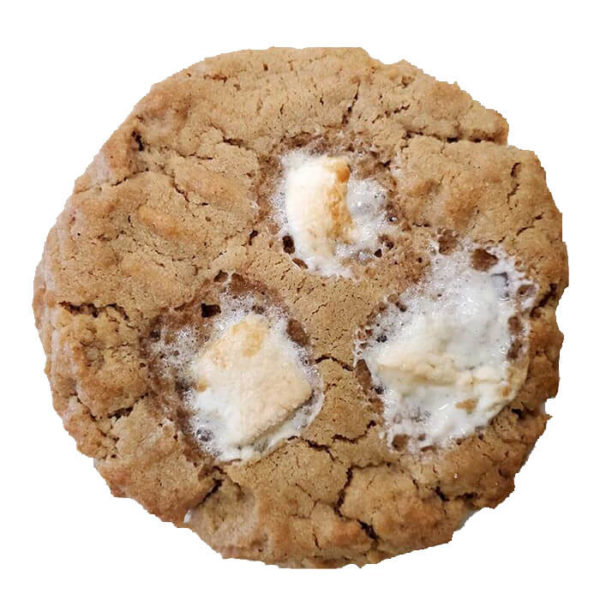 Fluffernutter Cookie