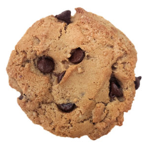 Vegan Choco Chip Cookie